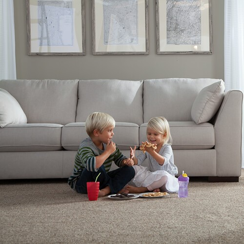 Little Kids on carpeting | Owens Supply Company, Inc