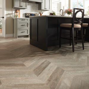 Glee chevron tile flooring | Owens Supply Company, Inc