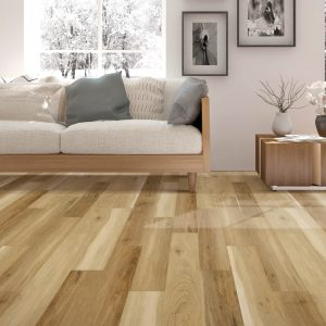 Laminate Flooring with Couch | Owens Supply Company, Inc