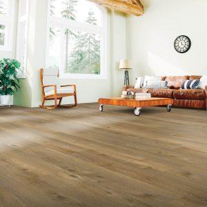 Laminate Flooring in Living Room | Owens Supply Company, Inc