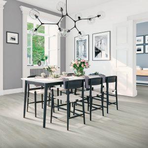 Laminate Flooring in Dining Room | Owens Supply Company, Inc