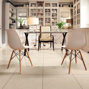 Lavish interior with vinyl flooring   Owens Supply Company, Inc