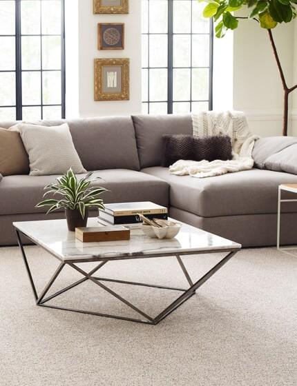 Living room Carpet flooring | Owens Supply Company, Inc