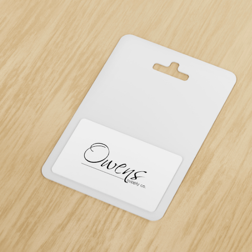 Logo on letterpad | Owens Supply Company, Inc